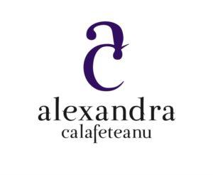 Logo Alexandra Calafeteanu